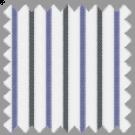 Twill, Blue and Black Stripes