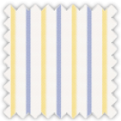 Twill, Blue and Yellow Stripes