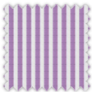 Poplin, Purple Stripes