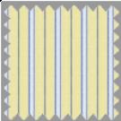 Poplin, Yellow Stripes