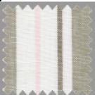 Linen, Pink, Brown and Khaki Stripes