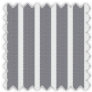 Twill, Black and Gray Stripes