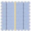 Oxford, Blue and Yellow Stripes