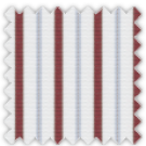 Pinpoint, Red, Gray and Brown Stripes