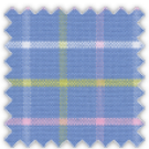 Oxford, Blue, Yellow and Pink Checks