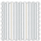 Wrinkle Resistant Dobby, Green and Khaki Stripes