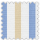 Pinpoint, Blue and Khaki Stripes