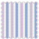 Oxford, Blue and Purple Stripes