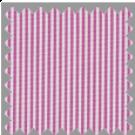 Poplin, Pink Stripes